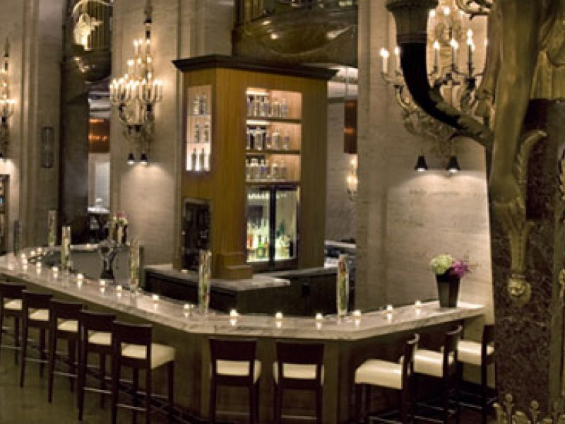 The Palmer House Hilton S Lockwood Restaurant Bar Offers An Array Of Delicious Dishes For Christmas Eve And Day Lincoln Park Il Patch