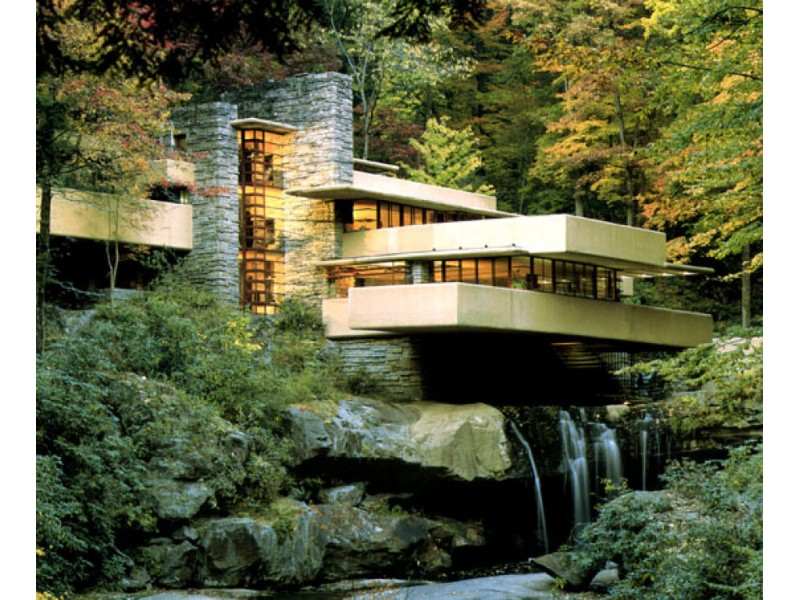 Famous American Architecture. WorldFamous Architect Frank Lloyd Wright In  Plymouth Plymouth MI Patch O