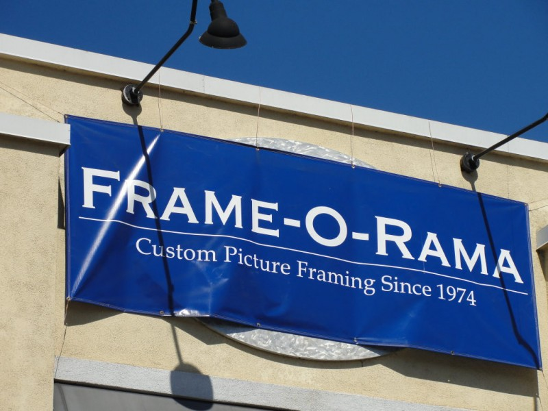 Frame-O-Rama Is on the Move | Mill Valley, CA Patch