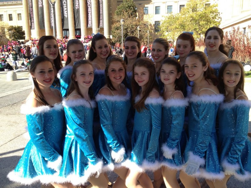 Art In Motion Dancers Performed In 6 Abc Thanksgiving Day