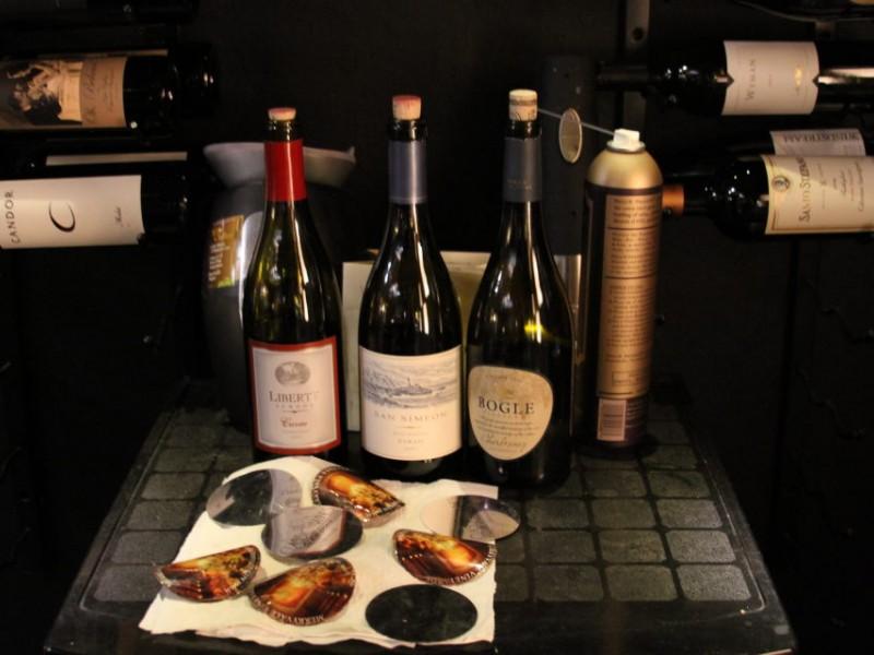 Time in a bottle wine redlands ca