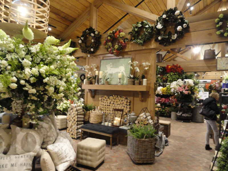 The barn will focus on outdoor living radnor pa patch Valley forge flowers