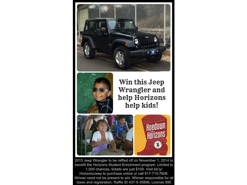 Thereu0027s A Hoedown On The Horizon   Win This Jeep Wrangler!