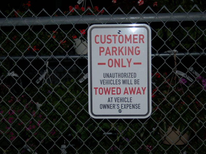 Marblehead Nursery Continues To Flout Townu0027s Parking Rules   Marblehead, MA  Patch
