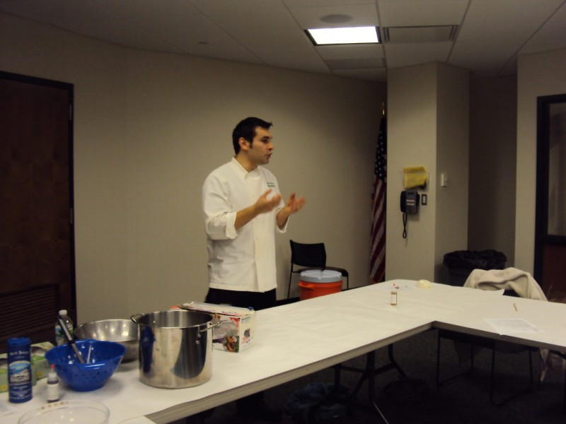 Mozzarella Making Class Long Island