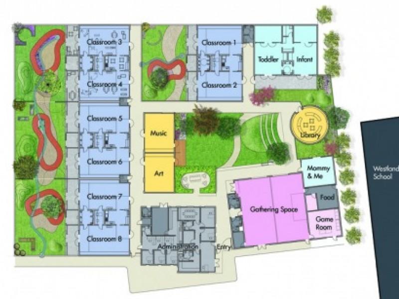 bel air presbyterian preschool bel air preschool construction project kicks up dust 385