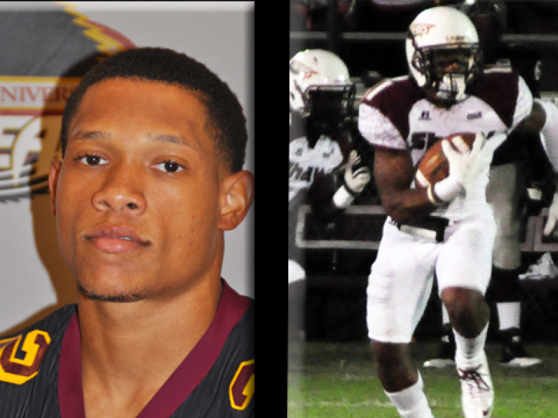 An Exciting Football Career For Darnell Evans Madison Nj Patch