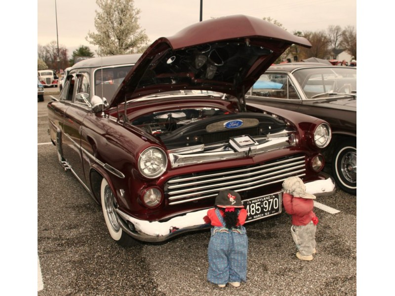 Photo Gallery: Local Classic Car Owners Cruise At Marley