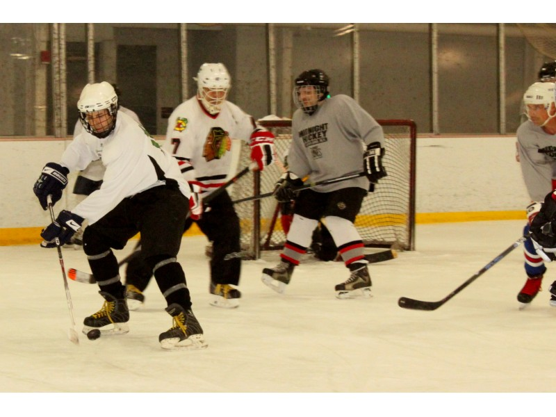 Adult Recreational Hockey