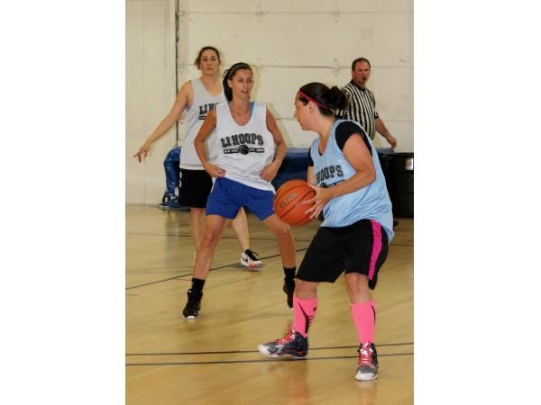 adult basketball island league long