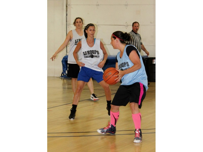 Adult summer basketball leagues — 3