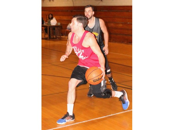 Summer adult basketball leagues il