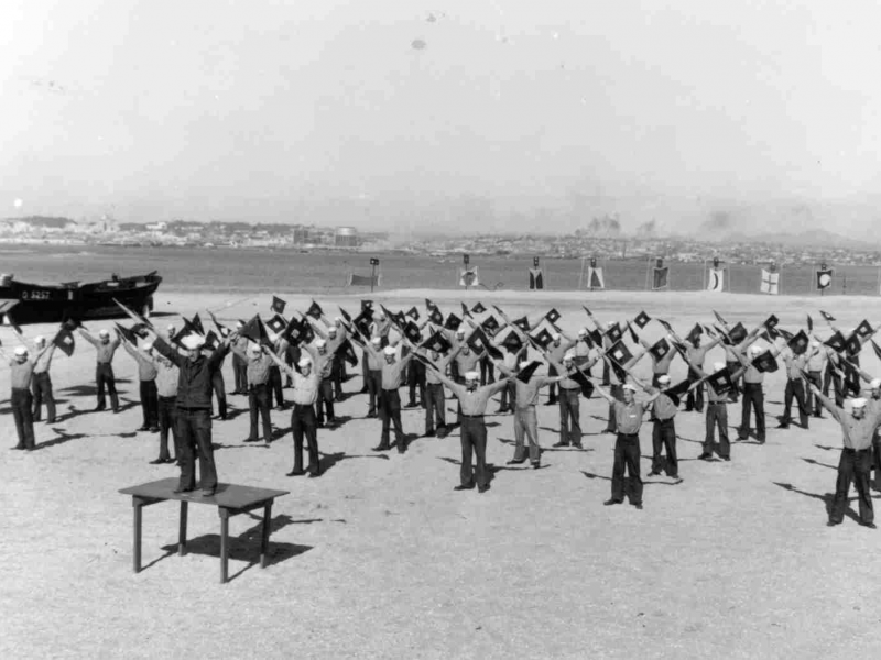 Field Guide To Coronado History: The Rise Of The Naval