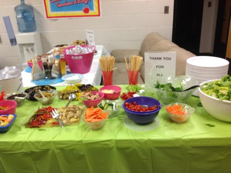 TEPTO Celebrates Staff Appreciation Week | Tolland, CT Patch