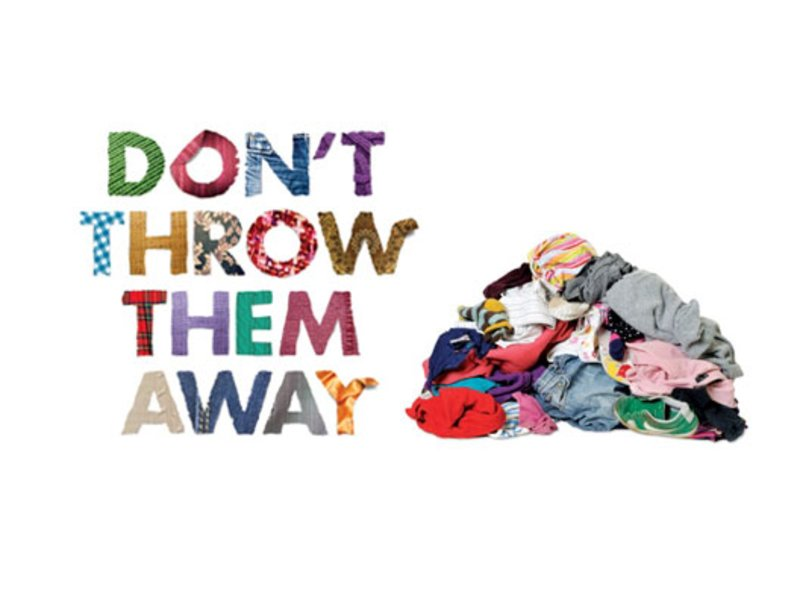 Clothing And Household Textile Recycling Drive Salem Ma