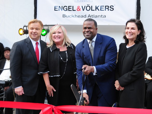 Engel and volkers buckhead atlanta celebrates grand - Engel and wolkers ...