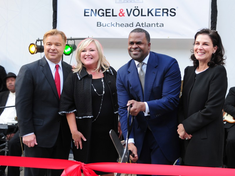 Engel and volkers buckhead atlanta celebrates grand - Engel and volkers ...