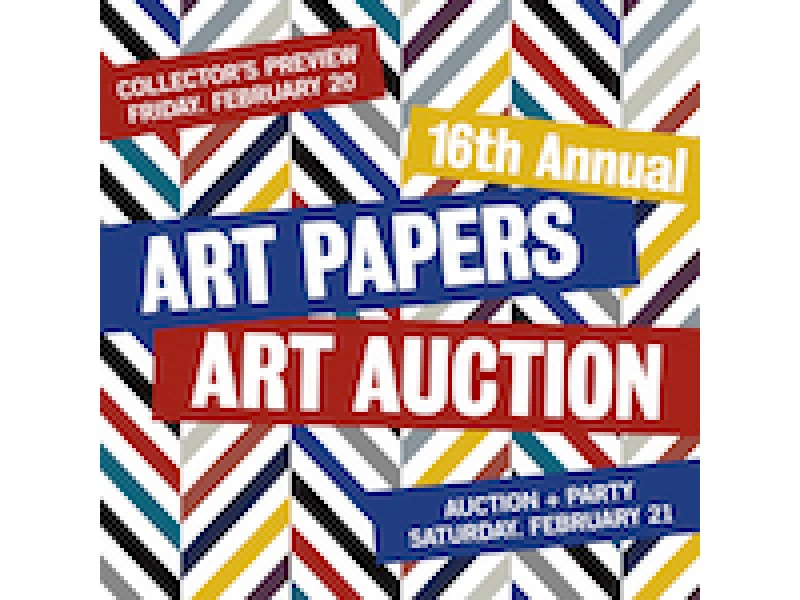 16th Annual Art Papers Art Auction Buckhead Ga Patch