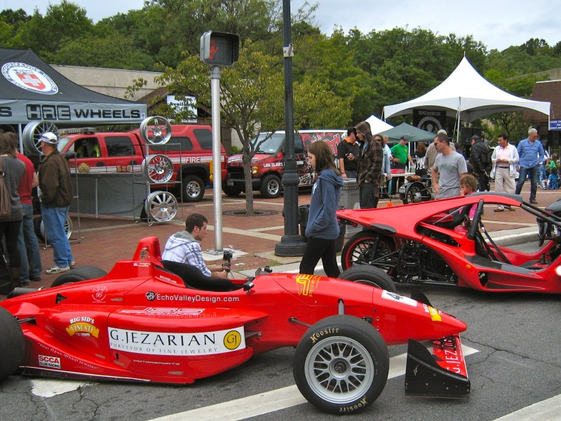 Exotic Car Show Draws Legions Of Participants And Spectators Glen