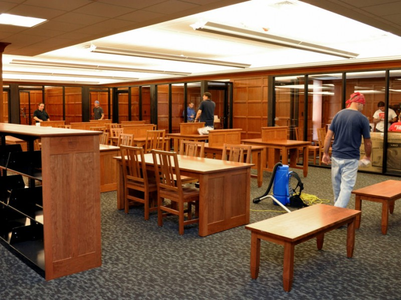 Sacred Heart University To Rededicate Library Following Extensive Renovation Fairfield Ct Patch