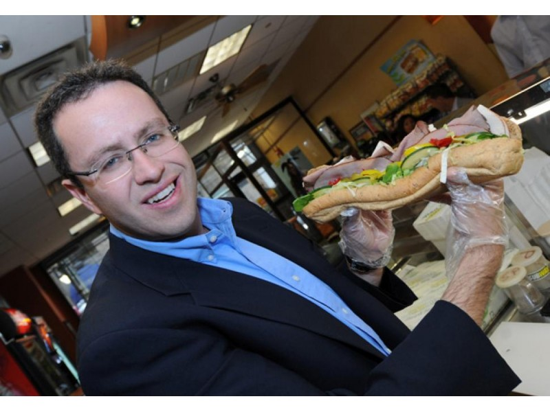 Subway and Jared Suspend Relationship After FBI Raid Beverly IL Patch