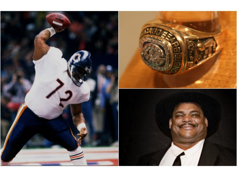 Will 'Refrigerator' Perry's Super Bowl Ring Fetch a Price ...