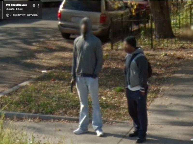 Sun\'s Out, Guns Out? Google Street View Captures Emblematic Chicago ...