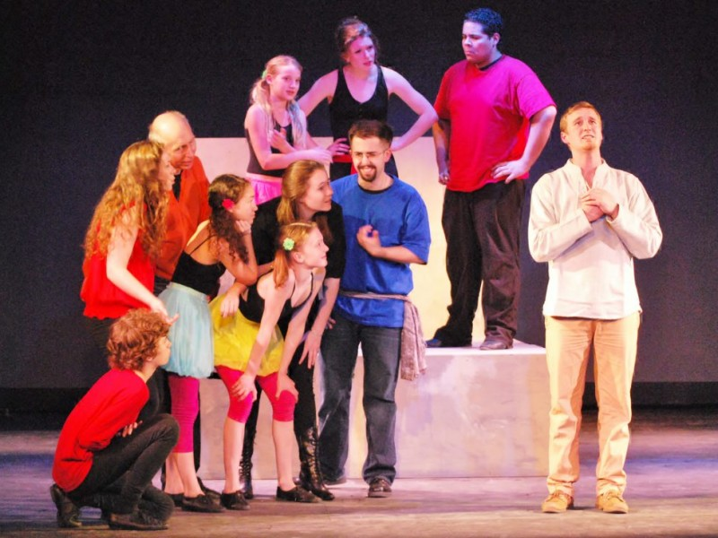 Pippin hits falmouth 39 s highfield theater with a blaze of for Michaels crafts seekonk ma