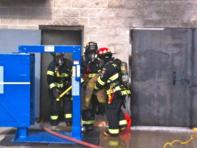 Tosa Fire Acquires A New Door To Public Safety Wauwatosa
