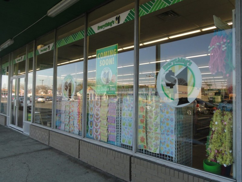 Dollar tree farmingdale
