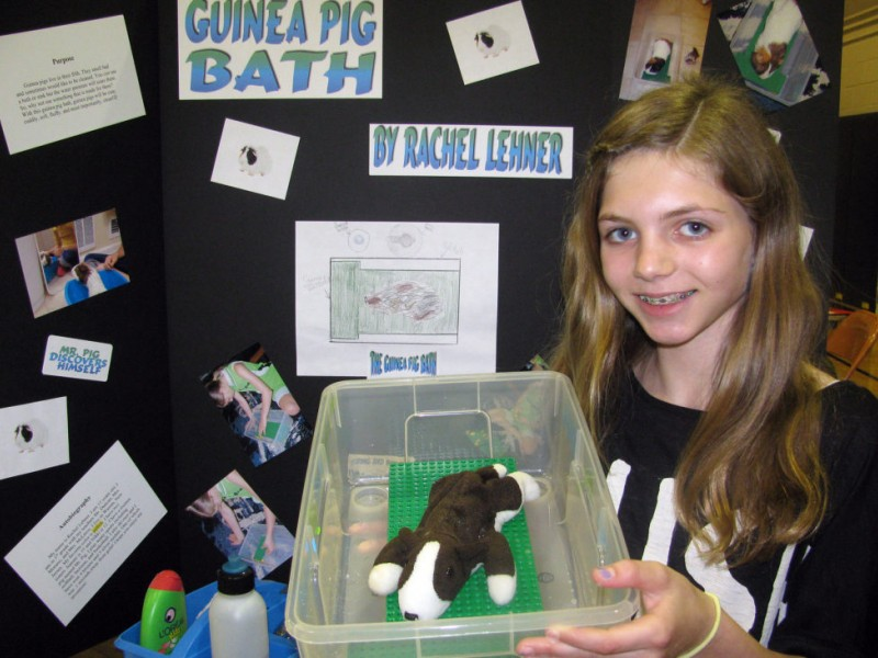 Fifth-Graders Ideas Realized at Invention Convention ...