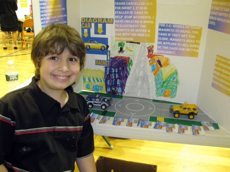 Fifth Graders Ideas Realized At Invention Convention on Fifth Grade Inventions Ideas