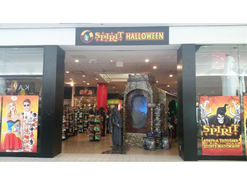 SPIRIT HALLOWEEN NOW OPEN AT LIBERTY TREE MALL JUST IN TIME FOR ...