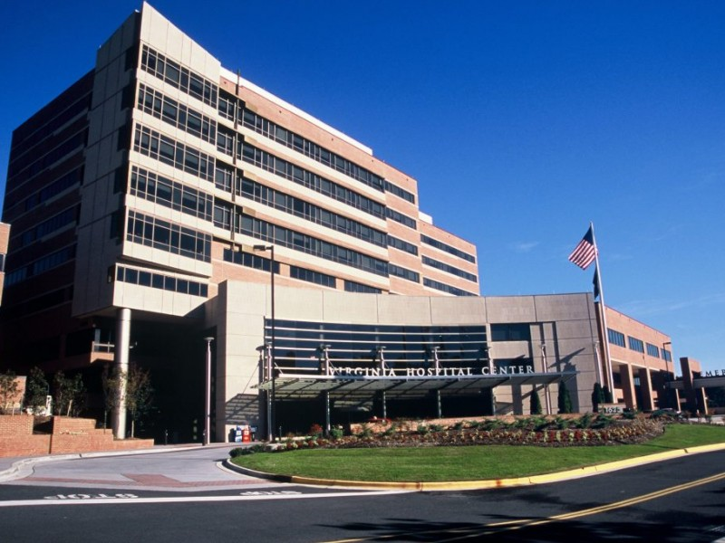 Virginia Hospital Center Arlington Emergency Room