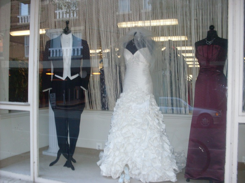 Fit for a Bride: Shopping for a Wedding Dress in Alexandria | Old ...