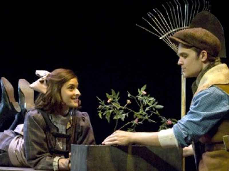 the secret garden musical presented by the summer arts program at the bijou theatre - The Secret Garden Musical