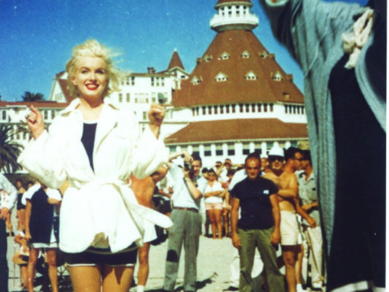 Rideshare San Diego >> 10 Facts About Marilyn Monroe, the Hotel del Coronado and ...