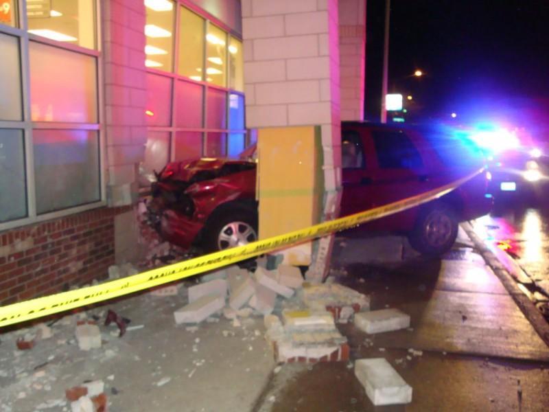 suv crashes into skokie cvs pharmacy skokie il patch
