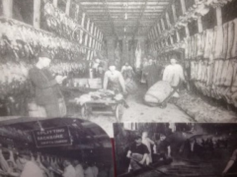 In The Archives Closing Of The Chicago Union Stockyards