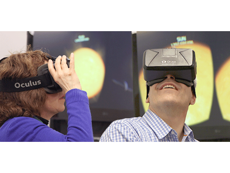 Try the Oculus Rift at your public library | Arlington