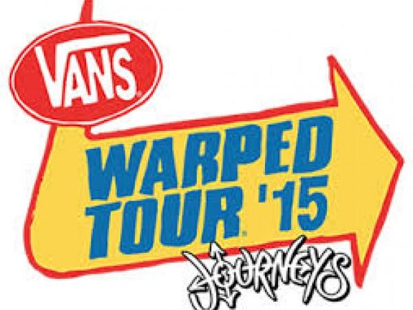 Vans Warped Tour Presented By Journeys July