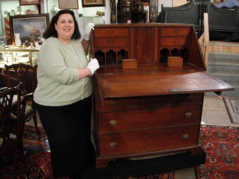 Raising Thomas Jefferson S Desk By Dr Lori