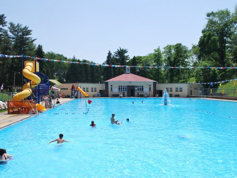 Town Park Pool Pass Sale Begins Wednesday Canon Pa Patch