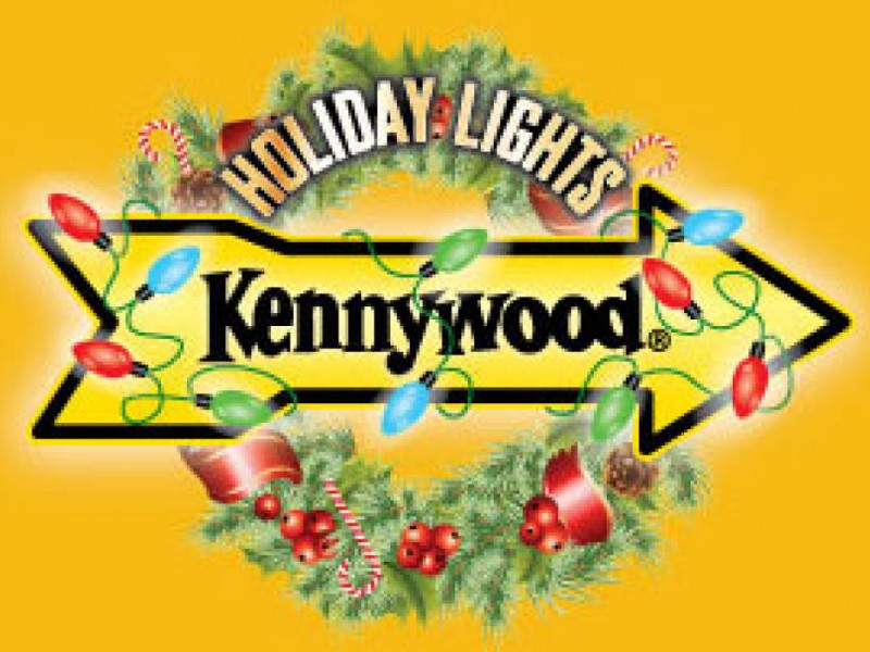 Kennywood\'s Open for Holiday Lights in the Park! | Chartiers Valley ...