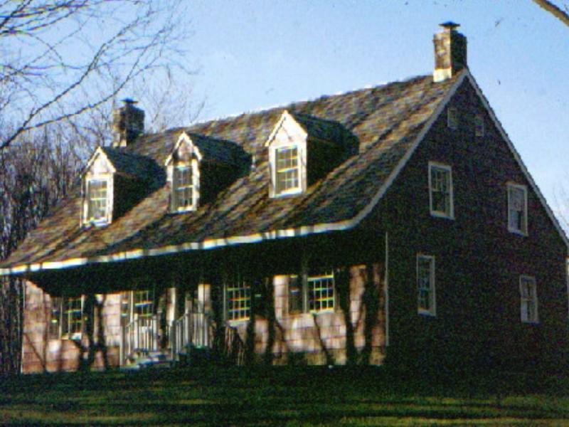 The Luyster House An 18th Century Dutch American Farmhouse