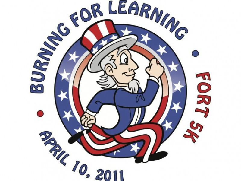 REGISTER for the Burning for Learning Fort 5K | Upper Dublin, PA Patch