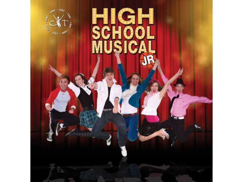 cyt performs high school musical jr  at clc
