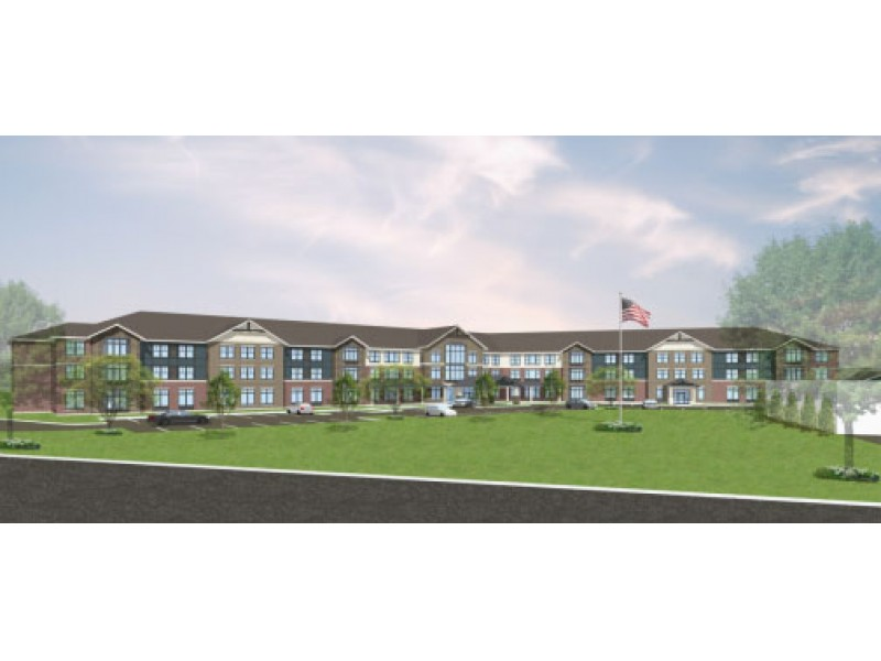 Greenbrier Breaks Ground On 30 Million Assisted Living