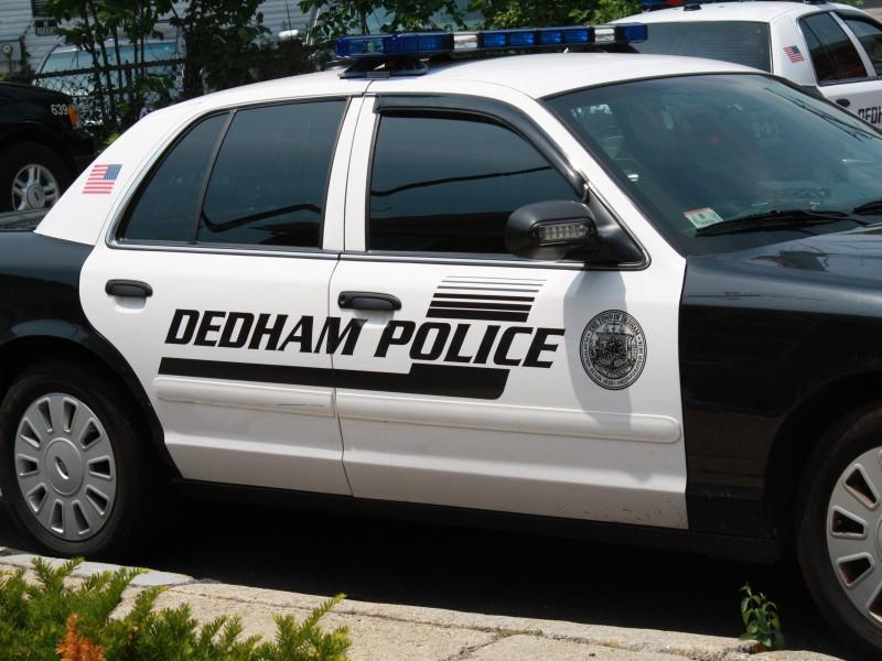 Dedham Car Crash