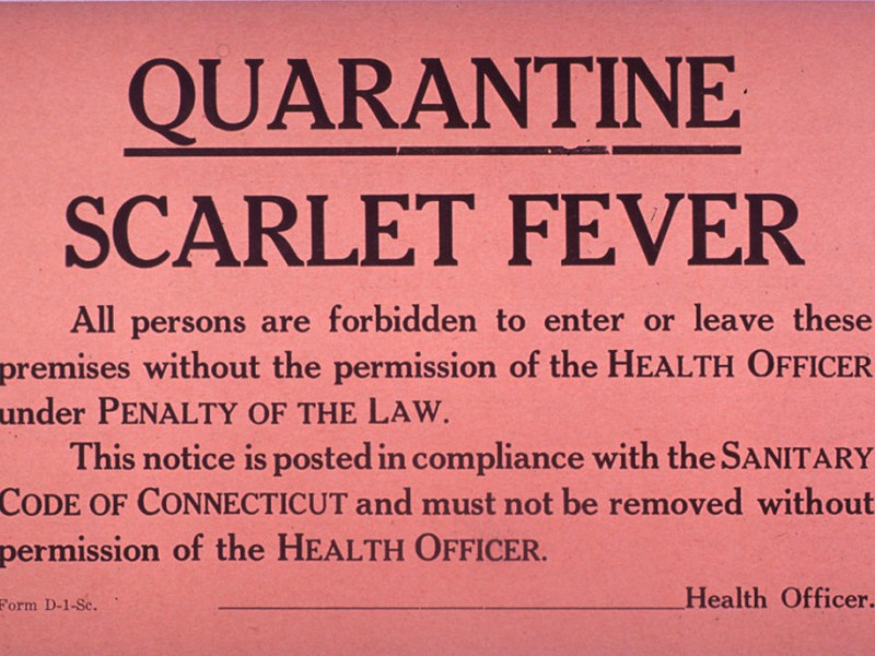 eczema or scarlet fever? one mom's health scare - upper saucon, pa, Human body